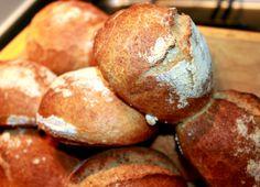 Traditional Swiss Buerli ~ Bread Rolls