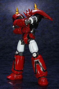 Gundam, Robot Cartoon, Big Robots, Japanese Robot, Japanese Superheroes, Vintage Robots, Mecha Anime, Super Robot, Robot Art