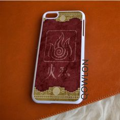 Avatar the Last Airbender Fire Element iPod Touch 6 | 6TH GEN Case