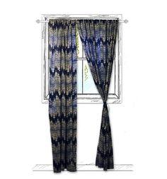 #Curtains - ichcha $45.00