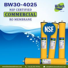Manufacturer of 4025 Membrane for water filtration. http://www.hitechmembranes.com/product/bw30-4025-ro-membrane/