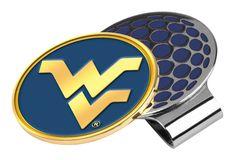 West Virginia Mountaineers-Golf Clip