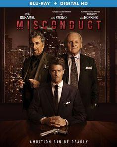 Misconduct [Blu-ray/DVD] [2 Discs] [2016]
