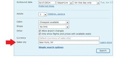 Most people don't know there is a simple trick to get a cheaper flight on an airline's website