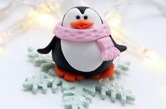 Penguin cake decorations - goodtoknow