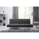 Found it at Wayfair - Victorville Foldable Futon Sofa Bed do for now