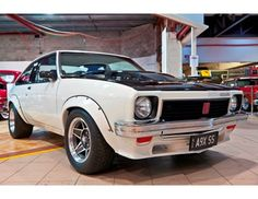 1977 Holden Torana SS A9X 2 Door Hatchback