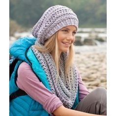 Yarns for Knitting and Crochet Patterns Knit Or Crochet, Crochet Scarves, Crochet Clothes, Free Crochet, Crochet Hats, Knitting Patterns Free, Free Knitting, Crochet Patterns, Free Pattern