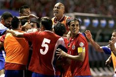 Seleccion Nacional de Futbol 2013 -Deportes - Costa Rica