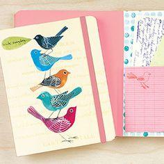 Little Obsessed - Avian Friends Pocket Planner, $13.99 (http://www.littleobsessed.com/avian-friends-pocket-planner/)