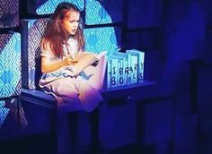 Oona Laurence Matilda the Musical Broadway ❤️ Song: Naughty