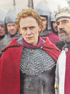 So excited for the Hollow Crown
