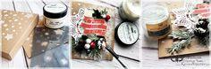 Christmas card - Finnabair Art Recipe