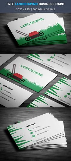 Church business card template card templates business cards and free free lawn mowing business card accmission Choice Image