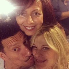 #PatriziaPellegrino Patrizia Pellegrino: Con Laura de Mola ed il campione del mondo Gigi Mastrangelo#selfie #selfienation #selfies #TagsForLikes.COM #TFLers #TagsForLikesApp #me #love #pretty #handsome #instagood #instaselfie #selfietime #face #shamelessselefie #life #hair #portrait #igers #fun #followme #instalove #smile #igdaily #eyes #follow