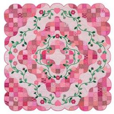 what a pretty little girl quilt pattern $3.99