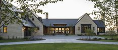 It is not just our homes that set us apart. Mountain Home Exterior, Modern Mountain Home, Dream House Exterior, Dream House Plans, Modern Farmhouse Exterior, Farmhouse Design, Farmhouse Homes, Rustic Farmhouse, Style At Home