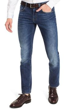 2709a621ea Mens New NEXT Straight Leg Jeans W32