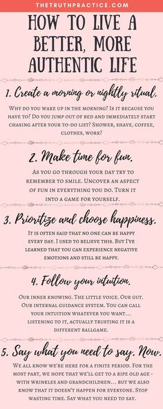 CLICK THE PIN FOR ALL 10 tips to help you amp up your authenticity, improve your life, become a better person, and trust your intuition! Wondering how to live an authentic life when everyone's always trying to get you to follow their rules and take their