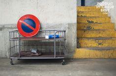 Beistellwagen Remember - TV-Möbel oder Sideboard, 100% industrieller Vintage…