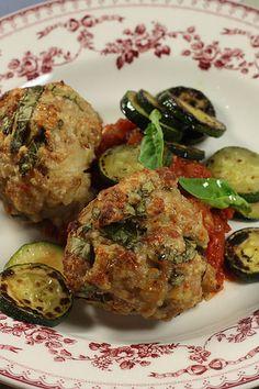Boulettes de veau au basilic : recettes de boulettes de veau, moelleuses et parfumées