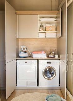 21 im genes inspiradoras de mueble para guardar ropa recycled furniture carpentry y log furniture - Armario para lavadora ...