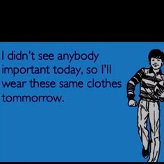Hahaha!! This is sooooo me!