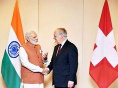 Modi impact! Switzerland to ease tax info exchange norms on stolen data - The Economic Times