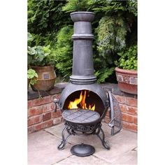 The idea behind this article is to help you find out the very basic information you will need to know about the various chimineas available on...