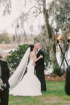 Gorgeous Southern Wedding at Magnolia Plantation and Gardens