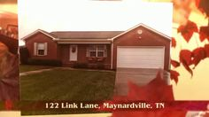 122 Link Lane, Maynardville, TN | The Holli McCray Group Keller Williams Realty | 865-694-5904 | Each office is independently owned and operated #KnoxvilleRealEstate www.hollimccray.com