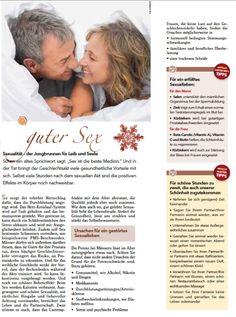 Wenn es im bett nicht mehr so richtig klappt - nicht gleich schlapp machen. Vitamine, Mineralien und Spurenelemente können sanft helfen. www.medicom.de