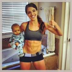 Winning at Post-Partum Weight Loss - Six Simple Strategies For New Moms - Part 1 - http://4healthyday.com/winning-at-post-partum-weight-loss-six-simple-strategies-for-new-moms-part-1/