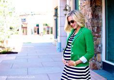 Effortless Pregnancy Fashion