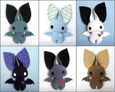 I found Dexter bat plush on Wish, check it out!