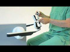 Robot-Surgeon Hybrid Workstation | Yanko Design