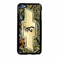 Camo Browning Chevrolet iPod Touch 5 Case