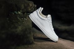 SAVVY SOLE FLAX WHITE #savvysole #footwear #sneakers #shoes