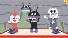 わるいはすてき♪ うたっておどってアンパンマン❤ 歌と踊りのメドレー♫ 歌 ダンス アニメ ゲーム Japanese Kids TV Anima...