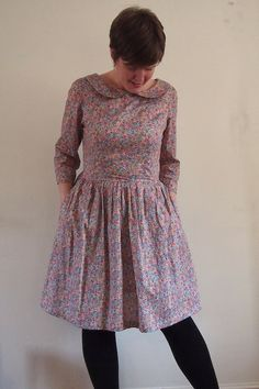 Nightingale & Dolittle: Emery Dress