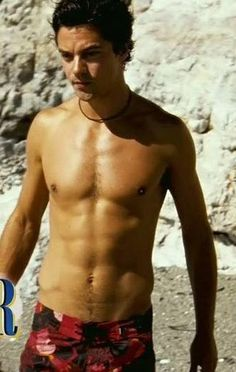 """Dominic Cooper from Mamma Mia! """"Omg I never knew who this was before"""""""