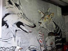 Carina Patatina: Lisbon Street Art