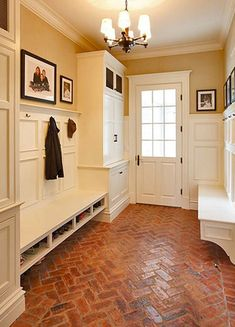 Dreamy Brick Floors | House & Home