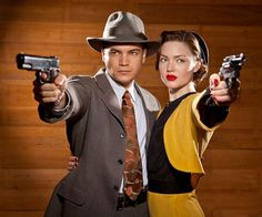 Bonnie and Clyde - Part 1