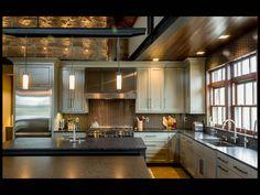 Sherwin Williams Dorian Gray Cabinets And Urbane Bronze