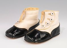 Boots  (attributed) Hurd Shoe Co.  Date: 1930–39 Culture: American