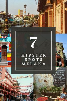 7 hidden, off-the-beaten-path things to do in Malaysia's UNESCO heritage city of Melaka!