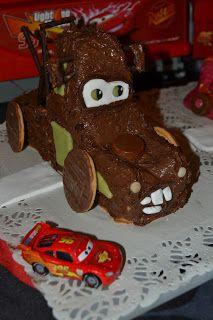 """je les appelle ..""""mes petits bricolages"""": gâteau Martin à la pâte à tartiner !"""