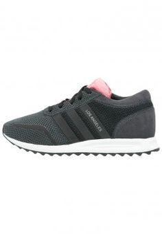 huge selection of 63c84 0a1ba adidas Originals - LOS ANGELES - Sneakers laag - core black super pop Adidas  Originals