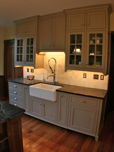 Best Greige On Pinterest Cream Walls Traditional Kitchens 400 x 300